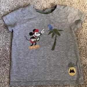 Hanna Andersson Disney Mickey size 90 3t shirt